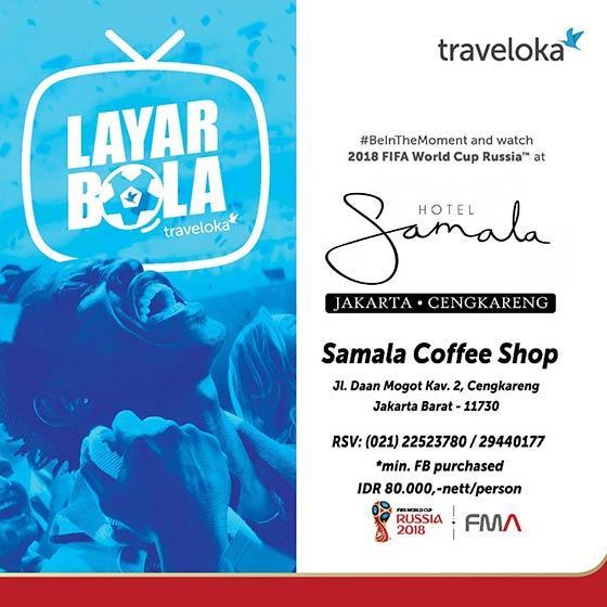 Traveloka Promo Wh450 Samala Hotel Jakarta
